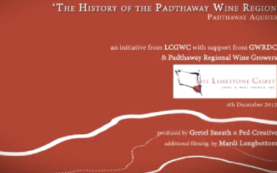 History of Padthaway