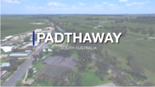 The Padthaway Region You Tube