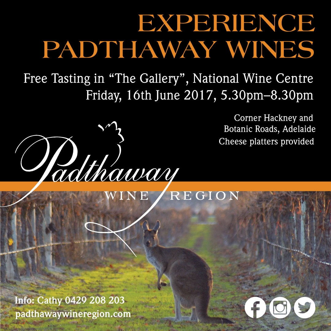 Wine Tasting 16th June square flyer